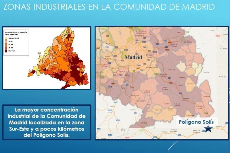 zona industrial en cuenca